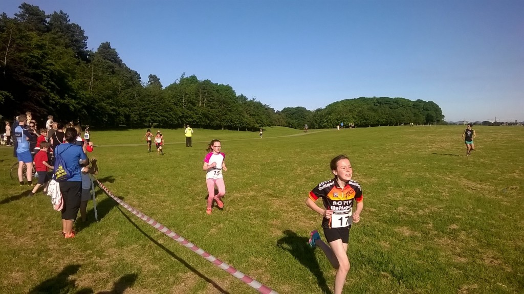 Junior race June 2016